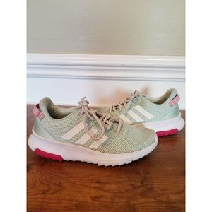 Womens tennis shoes by Adidas size 6